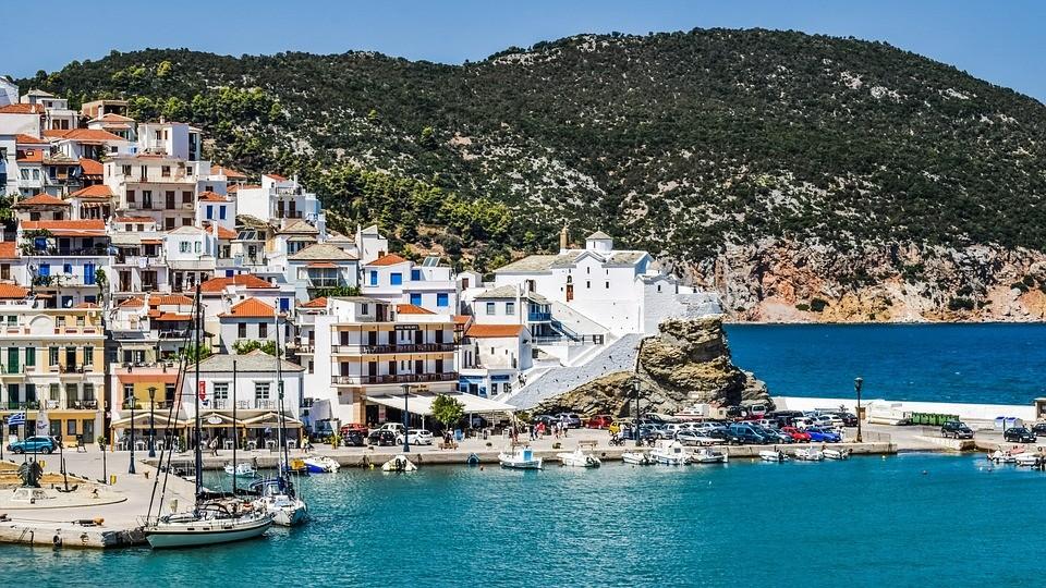 Scopelos Island