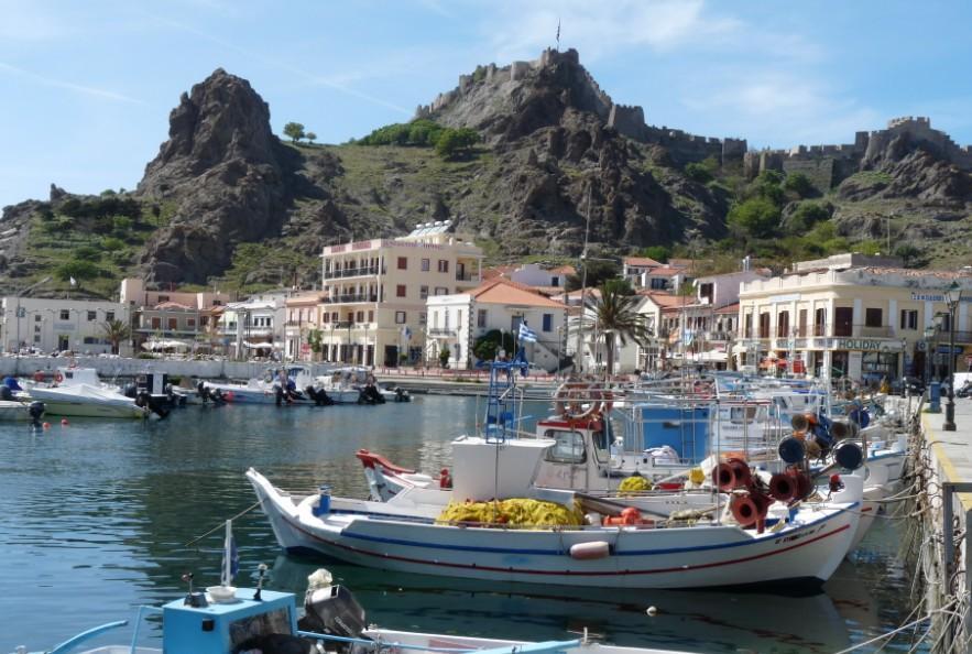 Agios Eustratios Island